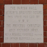 Parish Hall, St Mary's Bryanston Square