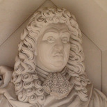 Guildhall - Pepys bust