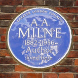 A. A. Milne - SW3