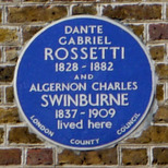 Rossetti &amp; Swinburne