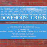 Dovehouse Green
