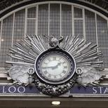 Waterloo Station Victory Arch