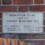 Spiritualist Temple - Beard
