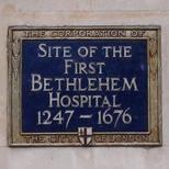 Bethlehem Hospital - first