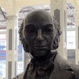 Brunel statue at Paddington