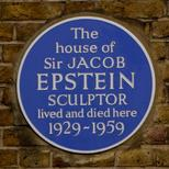 Sir Jacob Epstein - SW7