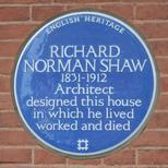 Richard Norman Shaw - NW3