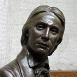 Keats statue at Guy&#x27;s Hospital