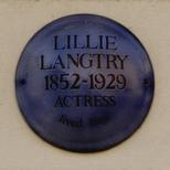 Lillie Langtry - Wilton Place