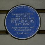 Augustus Pitt-Rivers