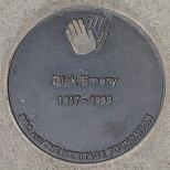BBC Television Centre - Dick Emery