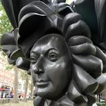 Henry Purcell statue