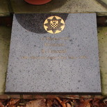 Wandsworth Fire Station - stone plaque 2