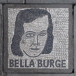 South Bank mosaic - Bella Burge