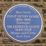 Philip and Edmund Gosse
