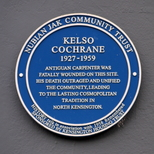 Kelso Cochrane murder