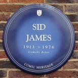 Teddington Studios - Sid James
