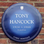 Teddington Studios - Tony Hancock