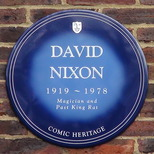 Teddington Studios - David Nixon