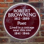 Robert Browning - SE14