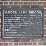 Maiden Lane Bridge