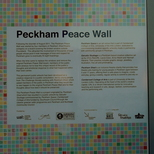 Peckham Peace Wall