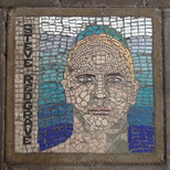 South Bank mosaic - Steve Redgrave