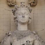 Queen Victoria at the Guildhall