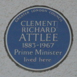 Clement Attlee - Woodford