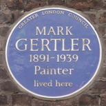 Mark Gertler - E1