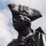 General Wolfe statue