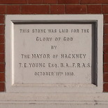 Hackney Salvation Army - 3 - T. E. Young
