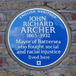 John Archer - Brynmaer Road