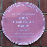 John Humffreys Parry