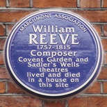 William Reeve