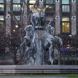 Silver Jubilee fountain