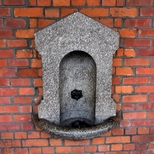 Limehouse Station drinking fountain