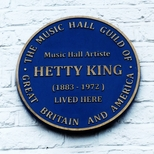 Hetty King