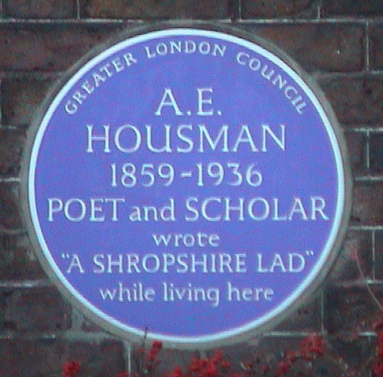 a biography of alfred edward housman a classical scholar and poet A e housman biography | poet biography alfred edward housman (/ ' h a s m n / 26 march 1859 - 30 april 1936), usually known as a e housman, was an english classical scholar and poet, best known to the general public for his cycle of poems a shropshire lad.